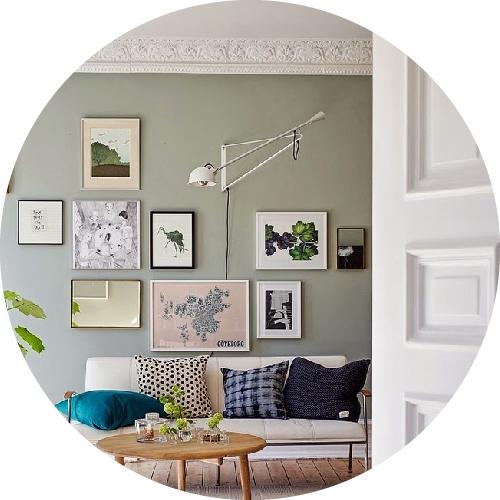 I 6 colori di tendenza per le pareti di casa   colore torino