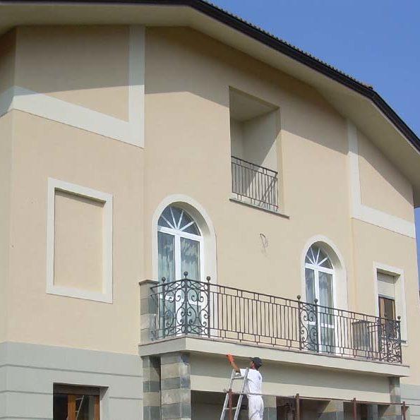 Esterni colore torino - Tinteggiare casa esterno ...