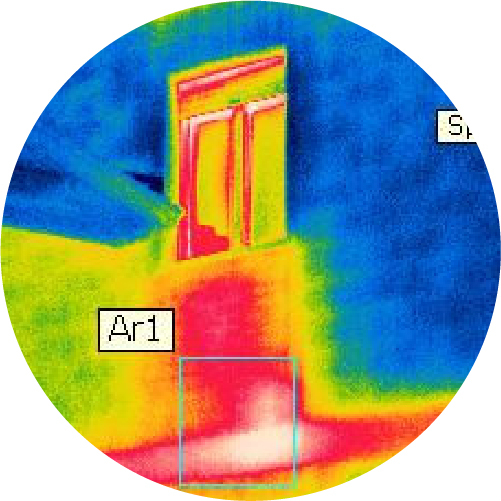 I risultati dell'isolamento termico