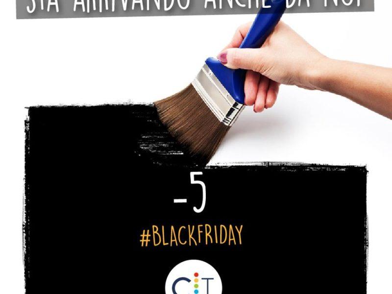 Black Friday Colore Torino