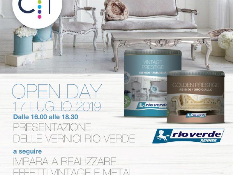 Open Day Vernici Renner Rio Verde