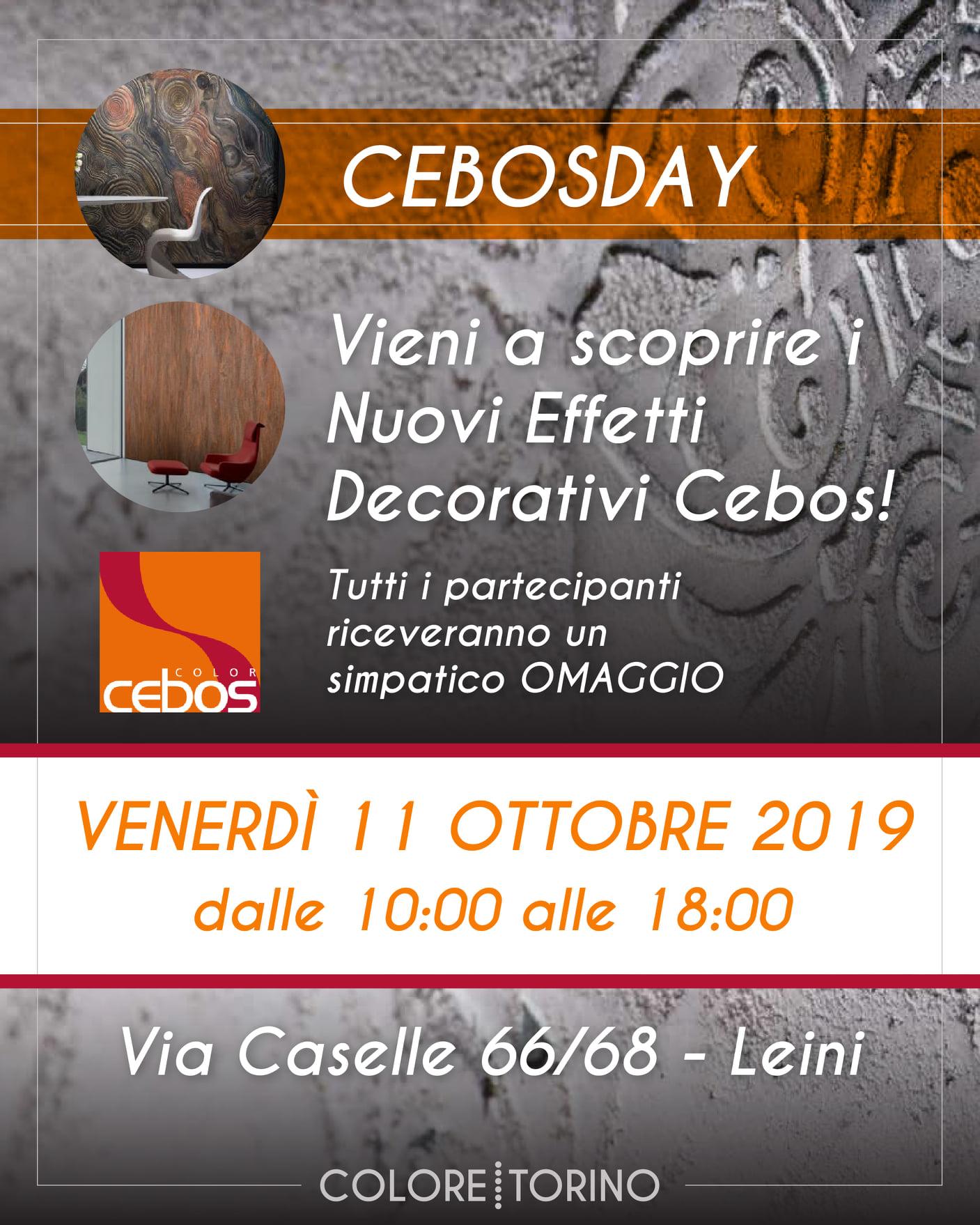 CebosDay da Colore Torino