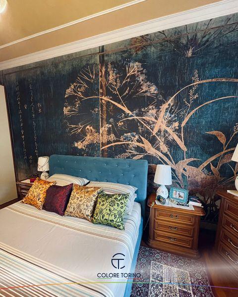 Rivestimento murale con tecnica digitale